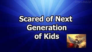 Scared of Next Generation of Kids (Destiny PVP Gameplay)