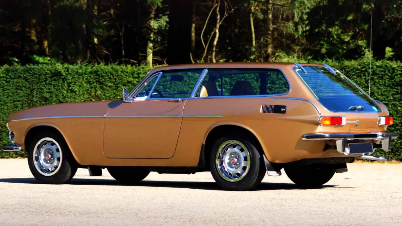 1972 Volvo P1800 Es Youtube