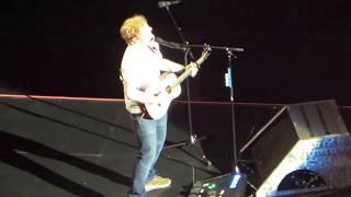 "Ed Sheeran ""Galway Girl"" Live in Sacramento 2017"