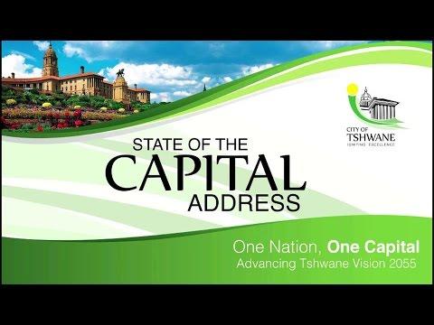 Tshwane State of the Capital Address