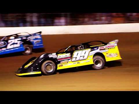 "Devin Moran 36th Annual Dirt Track World Championship ""HD"" 10-15-16"