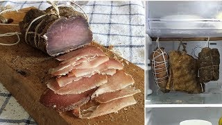 How to make Italian Cured Pork Loin