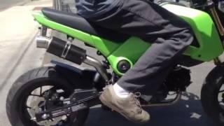Race Proven Motors - Honda Grom / MSX 125 Exhaust