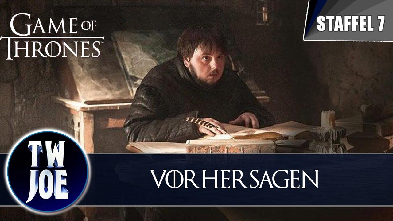 Game Of Thrones Staffel 7 Spoiler