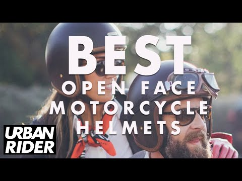 Best Open Face Motorcycle helmets