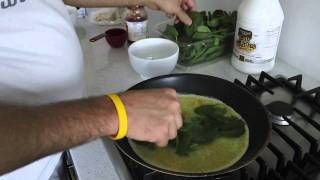 Fit2fat2fit - Egg White Omelette Recipe
