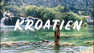 KROATIEN - DALMATIEN   Urlaub und Roadtrip