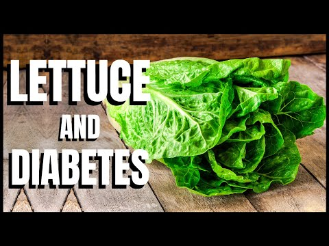 Lettuce and Diabetes