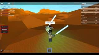 ALL OUT WAR!!! Roblox Star Wars Tycoon