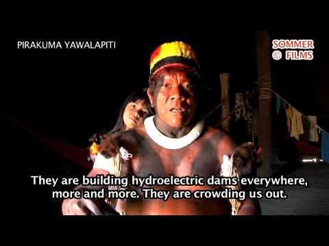 Pirakuma Yawalapiti - let