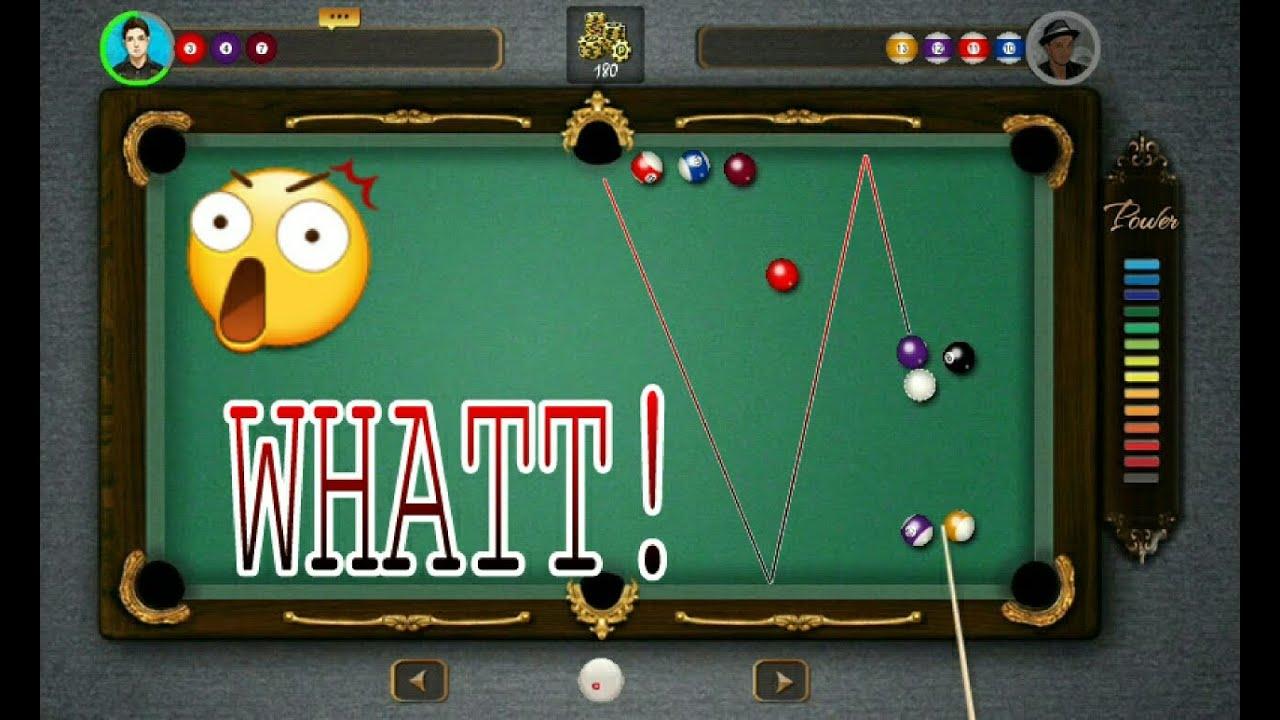 Best Trick Shots Pool Billiard Pro Lvl 9 vs Lvl 24
