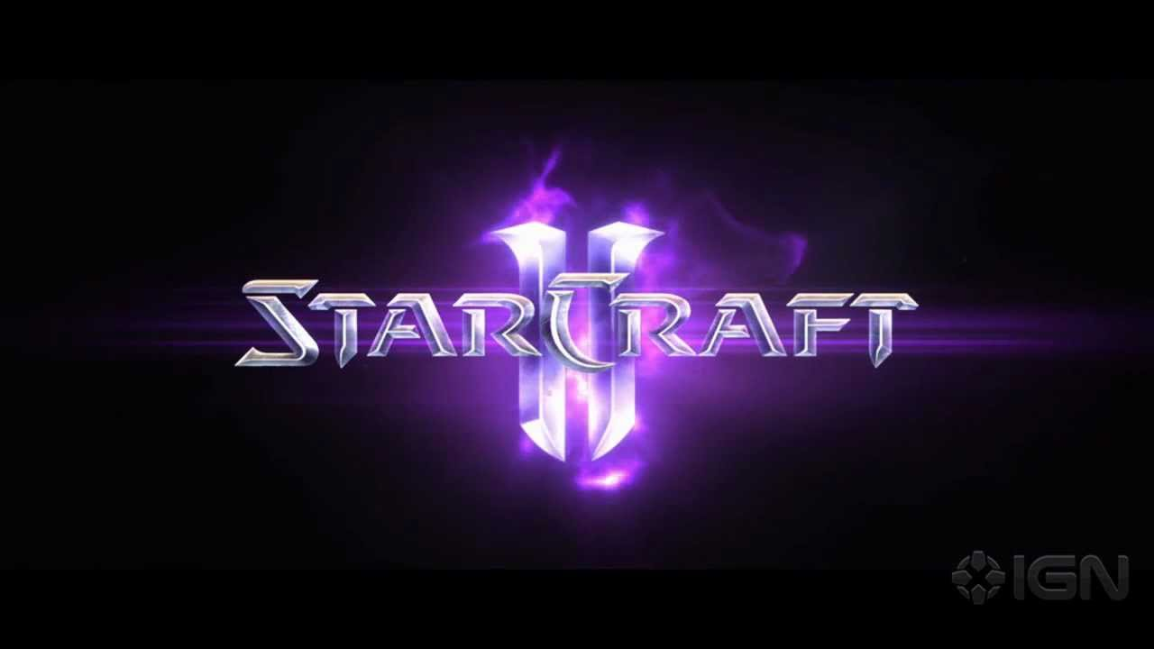 Starcraft 2 Heart of the Swarm - Cinematic intro