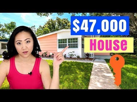 We Bought + LIVED in a $47,000 House - Before + After Renovation Pics - JEN TALKS FOREVER