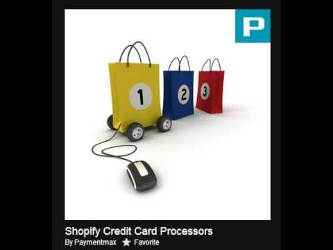 Shopify eCommerce Payment Gateway