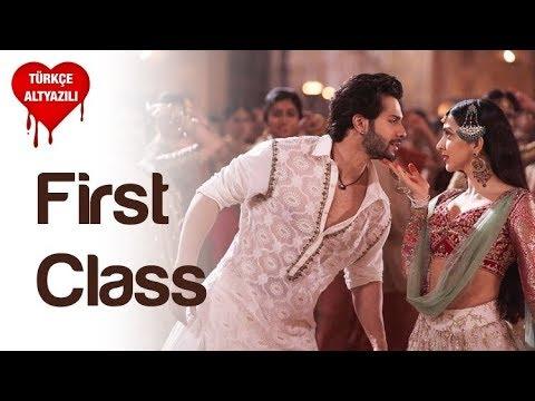 First Class - Türkçe Altyazılı | Kalank | Arijit Singh & Neeti Mohan