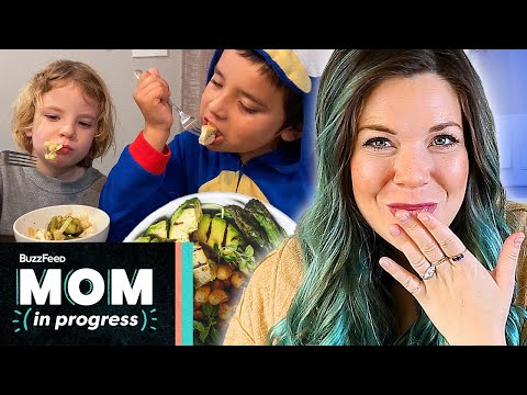 I Secretly Fed My Family Vegan Meals for A Week