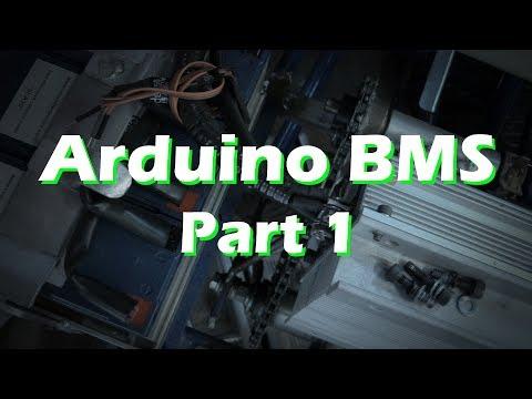 Arduino BMS - Part 1 Battery Monitoring System LiPo LiFe
