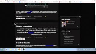 Mi Blog (Eddy Rocker)