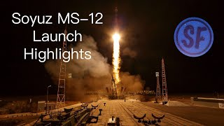"Mission Highlight ""Soyuz MS-12's journey to the ISS"""
