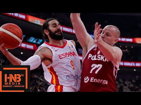 Spain vs Poland - Full Game Highlights | FIBA World Cup 2019