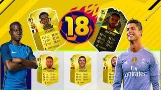 FIFA 18 Draft To Glory #1 - Debut Perfect cu Super Reward TOTW
