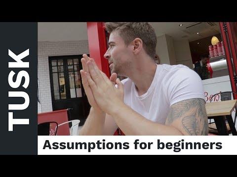 Practising Assumption Stacking For Beginner's Daygame