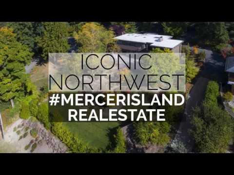 SOLD!!! Iconic, Northwest Contemporary on Mercer Island