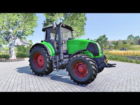 CLAAS?  Wizyta W Sklepie Z Maszynami. ☆ Farmer's Dynasty ☆ #15 ㋡ Anton
