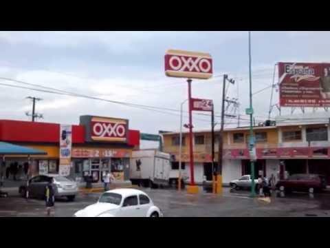 TAPACHULA CHIAPAS MÉXICO (RECORRIENDO LA CIUDAD).
