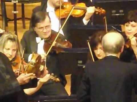 Prokofiev- Concertul nr 1 pentru vioara si orchestra- Ilian Garnet