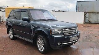 Range Rover Sva !!!Тачка Мечты В Неправильном Цвете! Лучший Салон В Котором Я Сидел! Недорого