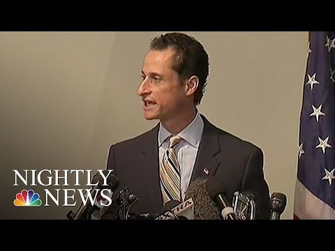'I Have A Sickness': Anthony Weiner Pleads Guilty Over Sexting Teen | NBC Nightly News