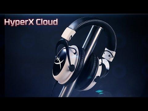 Bộ tai nghe chơi game tốt nhất cho máy tính | HyperX Cloud