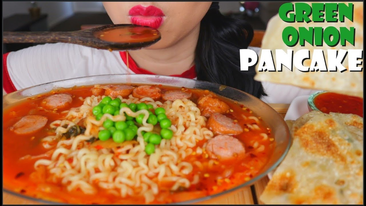 Asmr Kimchi Noodle Soup Green Onion Scallion Pancake Eating Sounds No Talking Youtube Check out this biography to know her birthday, family life, achievements and. asmr kimchi noodle soup green onion scallion pancake eating sounds no talking