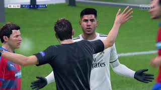 UEFA Champions League      Viktoria Pilzen vs Real Madrid      (7.11.2018 )