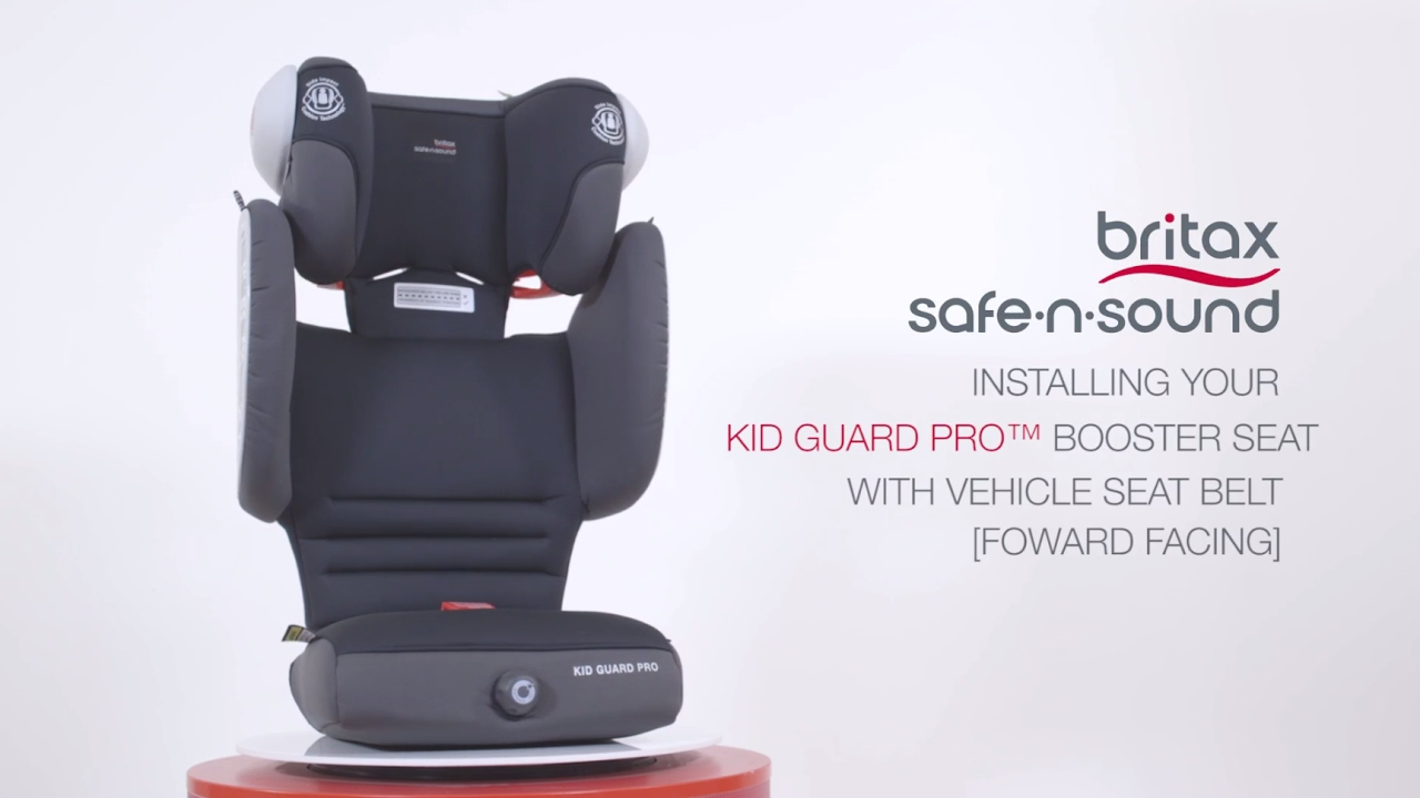 britax safe n sound kid guard pro instructions and installation youtube. Black Bedroom Furniture Sets. Home Design Ideas