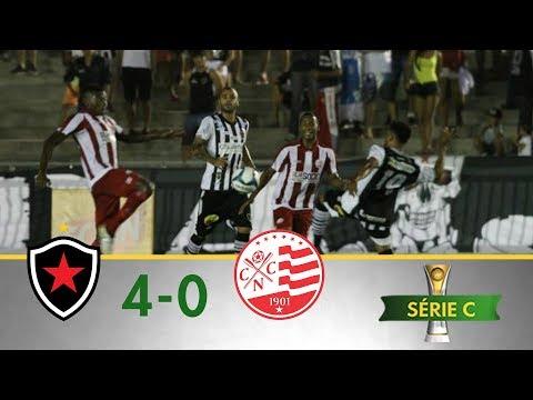 Melhores Momentos - Botafogo-PB 4 x 0 Náutico - Série C (21/04/2018)