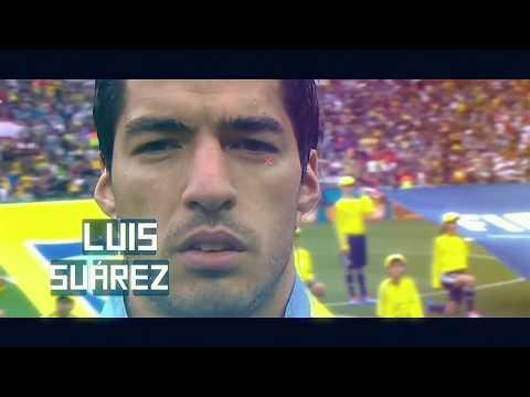 El video con el que AUF homenajeó a Luis Suárez por sus 100 partidos