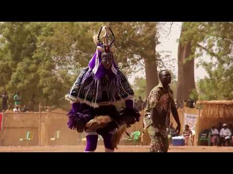 Ali Wanna Get Down Zaouli dance African trap