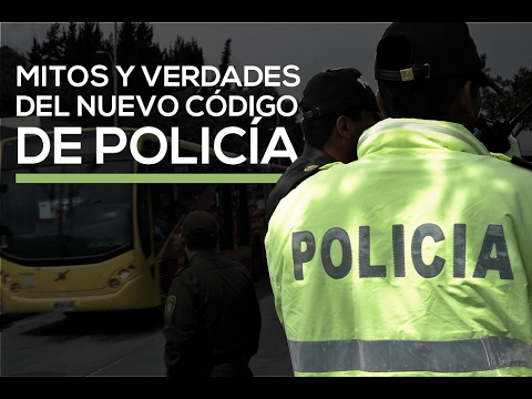 C digo nacional de polic a y convivencia manifestacio for Codigo nuevo instagram