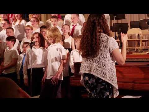 My Shot - Charlotte Ave Elementary School Spring Concert