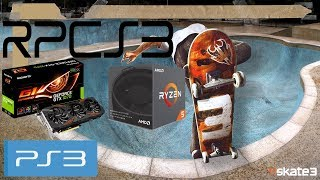 Rpcs3 settings for skate 3