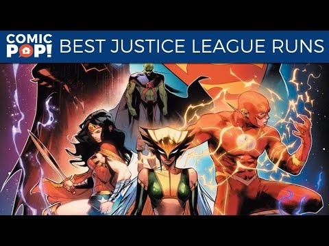 Justice League: The Best Runs Ever on The Elseworlds Exchange Podcast ft. Jawiin