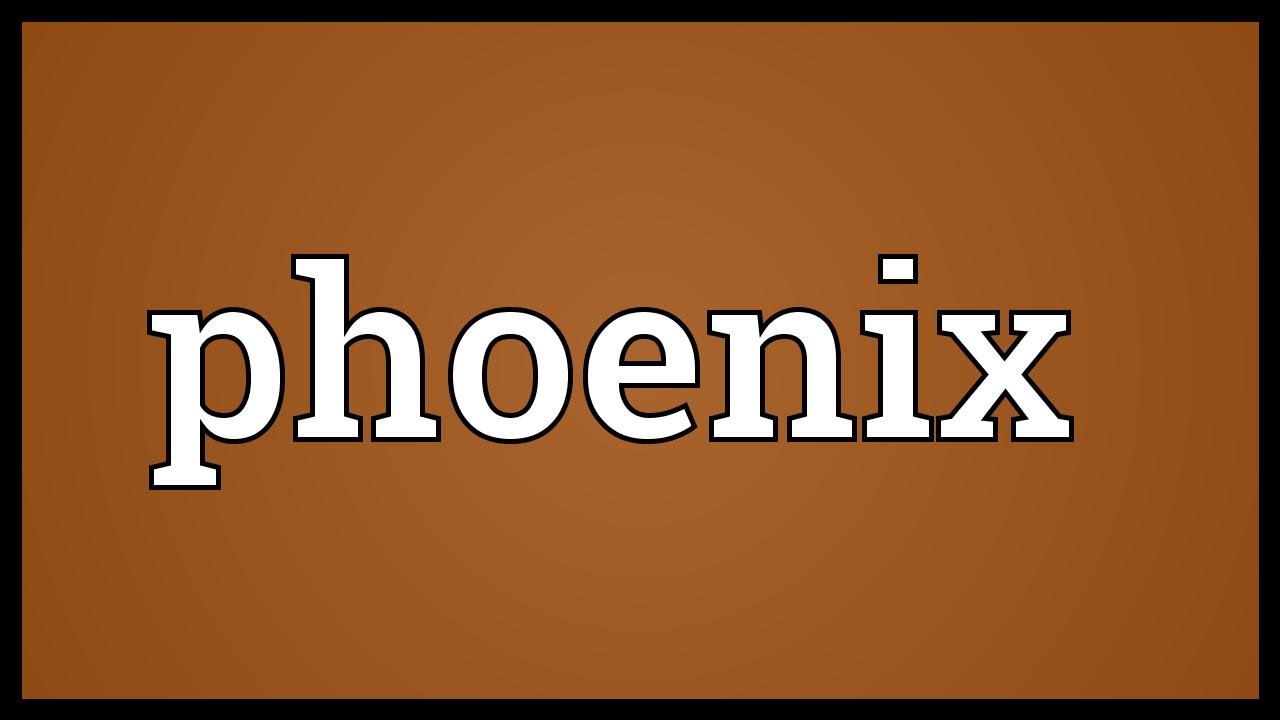 Phoenix Meaning Youtube