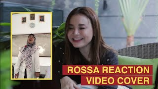 Rossa Reaction Video Cover Syifa Hadju Sampai Bu Guru Reva | #TOPReactionVideoCover