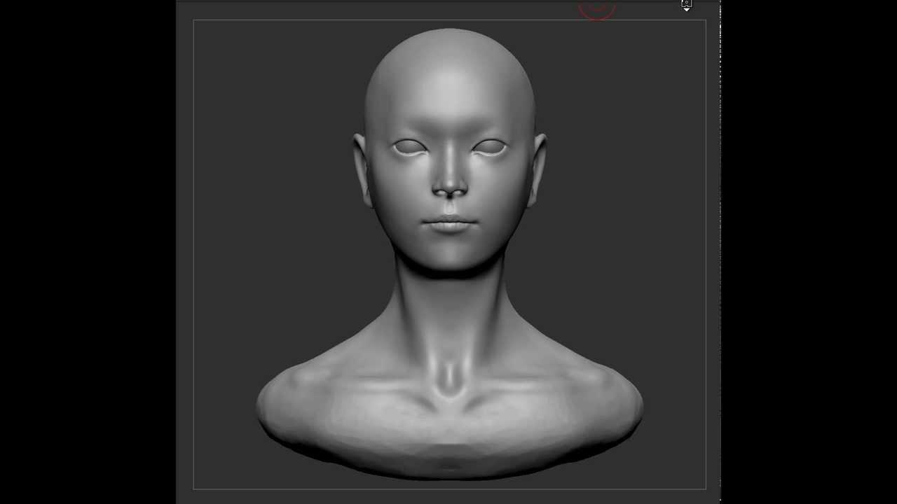 Asian Head 10