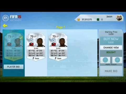 HOW TO MAKE $15M PROFITS - FIFA 15 NS
