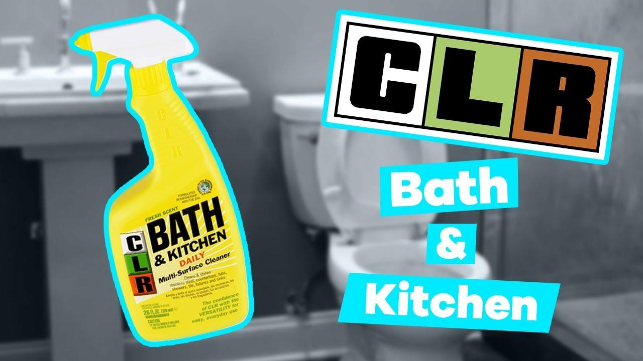 Clr Kitchen And Bath