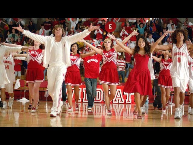 High School Musical Cast Were All In This Together Lyrics