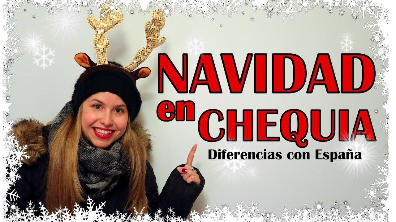 Navidad en República Checa - Diferencias con España